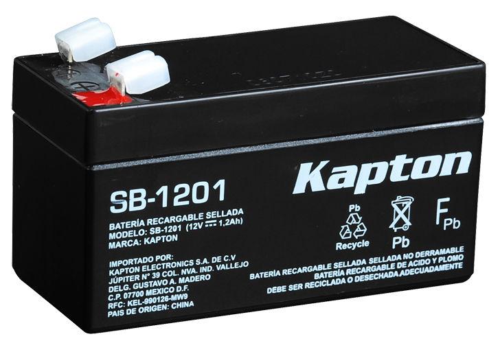 Imagen para la categoría Baterías Selladas y Cargadores